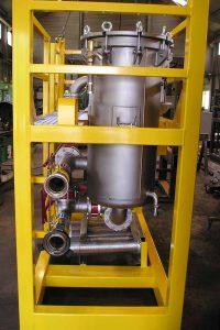 duplex combi filter unit