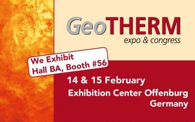 Dutch Filtration wird an der Geotherm in Offenburg teilnehmen.